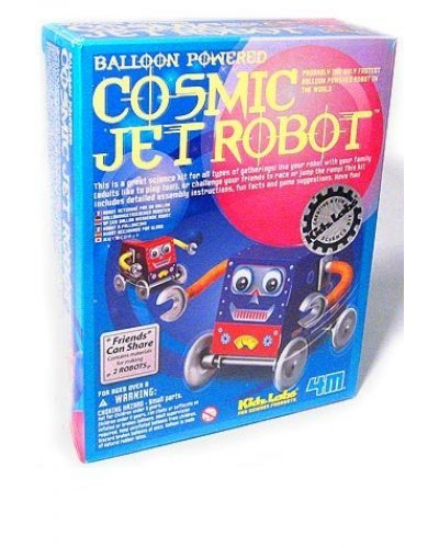 Cosmic Jet Robot Kit