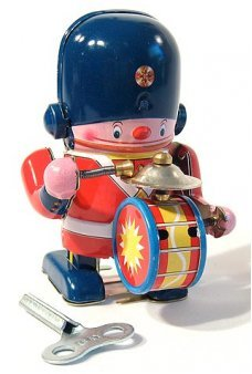 Little Soldier Drum & Cymbals