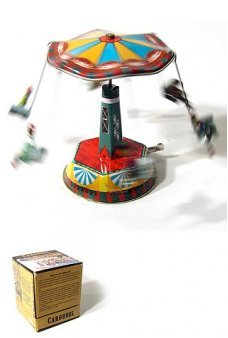 Carousel Series Russian Tin Toy 2 of 3
