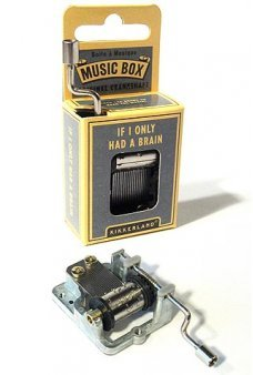 If I Only Had a Brain Music Box