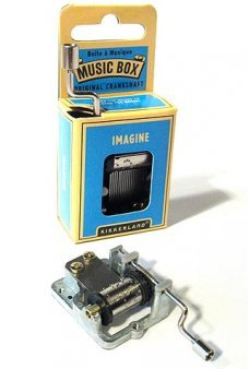 Imagine Music Box