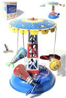 Space Capsule Carrousel