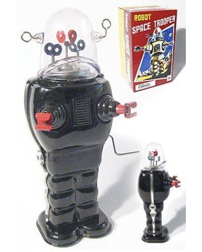 Space Trooper Black