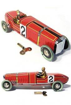 Red Racer Number 2 Paya