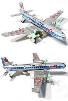 Air Plane ST1 Silver
