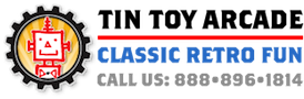 Tin Toy Arcade Vintage and Classic Toys