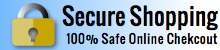 100% Secure Shopping Online