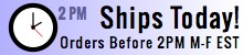Ships Today - Order Before 2 PM EST