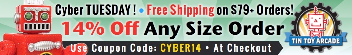 Cyber Tuesday 2015 - Save Today - 14% Off Your Entire Order!