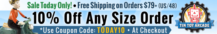 Free Shipping Offer + Save 10% on Any Size Order!